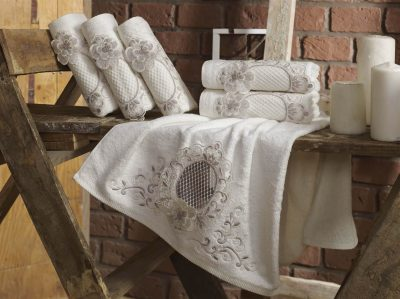 Handtücher creme (HT01001C)