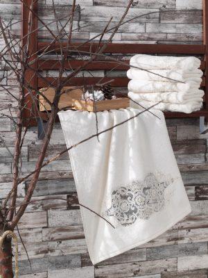 Handtücher creme (HT01004C)